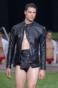 Dirk Bikkembergs Spring/Summer 2016 Menswear Collection Milan Fashion Week