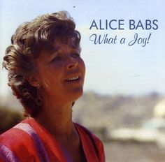 Alice Babs - What A Joy!, Blue