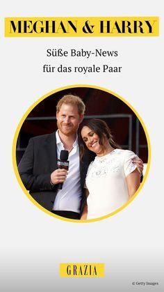 Dass Prinz Harry und Meghan Markle keinen geringen Einfluss auf die Gesellschaft haben, dürfte kein Geheimnis sein... Das wird auch zu deutlich an einer Statistik rund um das Thema Babynamen. #grazia #grazia_magazin #royals #meghanmarkle #prinzharry #babynews
