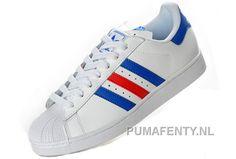 http://www.pumafenty.nl/laatste-adidas-originals-superstar-classical-wit-blauw-rode-dames-heren-loopschoenen-bestellen.html LAATSTE ADIDAS ORIGINALS SUPERSTAR CLASSICAL WIT BLAUW RODE DAMES/HEREN LOOPSCHOENEN BESTELLEN Only 57,80€ , Free Shipping!