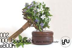 VINCA MINOR | #100bouquets 002 Ziua 2 din proiectul nostru #100bouquets, ne rasfata cu VINCA MINOR ... sunt printre florile mele preferate din gradina…