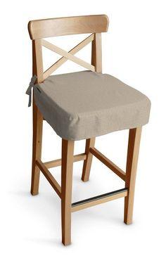 Poťah na barovú stoličku Ingolf návlek na barovú stoličku Ingolf V kolekcii Living  , tkanina: 104-88