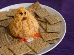 Easter Chick Cheese Ball...