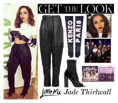 """""""Jade Thirlwall On Instagram /Oslo November.3.2016"""" by valenlss ❤ liked on Polyvore featuring Topshop"""