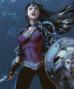 Rumor: Gal Gadot s Wonder Woman Outfit Will Include Pants And A Jacket wonder woman coat outfit - Woman Coats s Heros Comics, Comics Girls, Dc Heroes, Comic Book Characters, Comic Character, Comic Books, Arte Dc Comics, Dc Comics Art, Wonder Woman Outfit