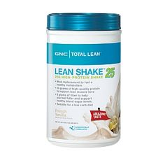 GNC Total Lean™ Lean Shake™ 25 - French Vanilla - GNC - GNC