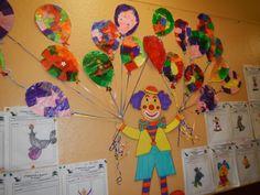 À la maternelle de Chantal: mai 2015
