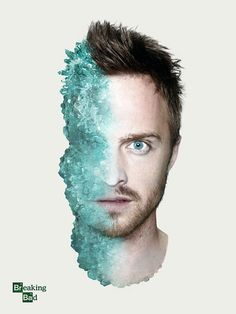 Breaking Bad Posters by Shelby White, via Behance