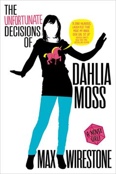 """Review for """"The Unfortunate Decisions of Dahlia Moss"""" - Reading To Distraction"""