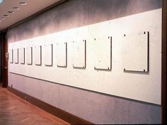 Louise Lawler, <i>Untitled (Ryman)</i>, 1989 Cibachrome 41 1/4 x 53 inches (104.8 x 134.6 cm)