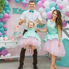 Mother daughter matching outfits dress pink green Mommy and me Christmas outfits mommy and me dress birthday party wedding prom dress tulle - Wedding World Mom Daughter Matching Dresses, Mommy And Me Dresses, Baby Girl Dresses, Baby Dress, Baby Tutu, Baby Girl Birthday Dress, First Birthday Dresses, Birthday Party Outfits, Pink Birthday