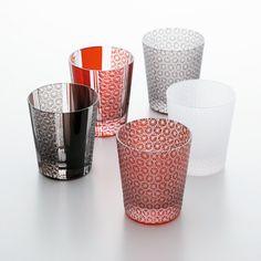 Japanese Kiriko Glasses