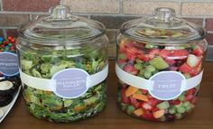 DIY: Clever Way to Serve Salad for Outdoor Party - MoneySavingQueen - March 2013