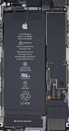 We Ve Got Your Iphone 8 Teardown Wallpapers Ifixit Iphone Wallpaper Video Iphone Wallpaper Green Iphone Homescreen Wallpaper