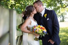 Walker's Overlook Wedding Photos   Christa Rae Photography