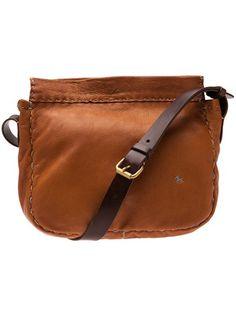 Henry Cuir Medium Bag