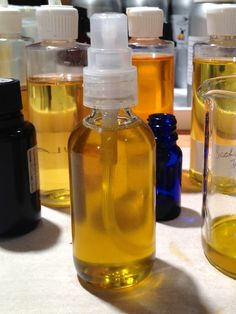 Custom Facial Oil Formulation