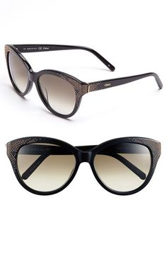 Chloé 'Suzanna' 56mm Cat's Eye Sunglasses | Nordstrom