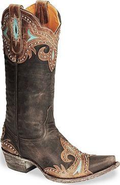Old Gringo Taka Cowgirl Boots - Snip Toe by bridgette.jons