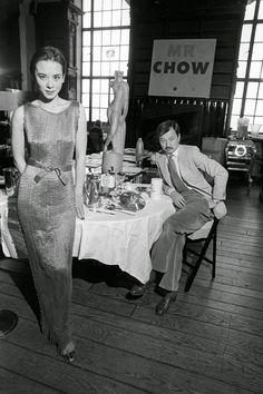 Rare Vintage: Style Icon: Tina Chow