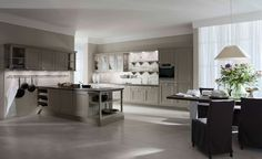 TRADITIONAL STYLE: DOMUS COLOR - contemporary - kitchen - new york - LEICHT New York / LEICHT Westchester