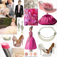 Pretty in Pink - Various shades