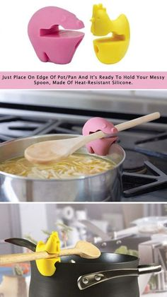 6) Stir the Pot - these are so cool, I would use these daly