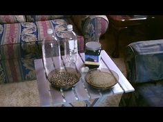 Tutorial Sophisticated Homemade Water Filter - DIY water filtration - (clear/clean water when you need it! Water Filtration System, Water Systems, Diy Design, Survival Fishing, Charcoal Water, How To Make Drinks, Water Purification, Survival Skills, Survival Tips