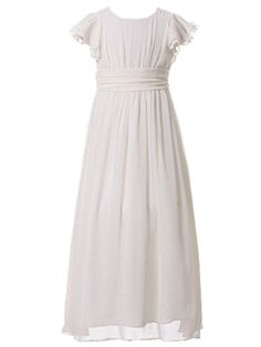 38bbbfd9c674b Happy Rose Flower Girl s Dress Prom Party Bridesmaid Dres... https