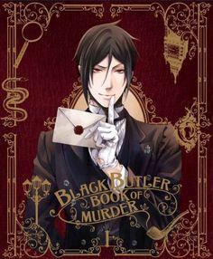Black Butler:Book of murder / Sebastian