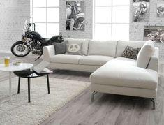 Allegra Corner Sofa With Divan Turkish Furniture, Sofa Furniture, Furniture Design, Living Room Sofa, Living Room Furniture, Living Spaces, Living Rooms, Scandinavian Furniture, Contemporary Furniture
