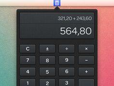 The calculatron by Anatoli Nicolae