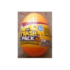 Trash Pack Find a Surprise Series 2 Trashies Egg