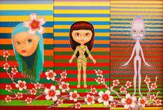 Blossom | by NUFAR LIVNY LASKOV - Contemporary Art and Design