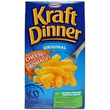 oh, I know it's so bad for me, and I really don't eat it anymore - but I loved it so much as a kid that even the box looks beautiful to me and the 'smell' of boiling water reminds me of KD.  I want it gluten free soo bad! do they make it GF?