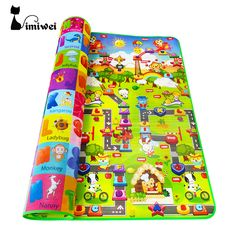 Baby Carpets Play Mat Mats Eva Foam Kids Toys For Newborns Kids Rugs Puzzle Mat For Children Carpet Developing Rug Playground