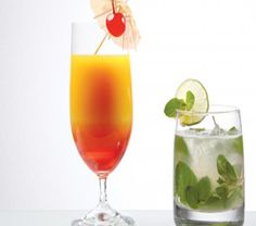 Tequila sunrise | Cocina Vital