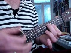 Mr. Sandman UKULELE TUTORIAL (could use as Mister Santa too). Includes a link for the tabs. Very nice arrangement.