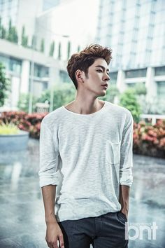 Hong Jong Hyun - bnt International February Issue '15