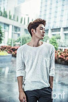 Hong Jong Hyun - bnt International February Issue '15