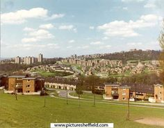 Gleadless Valley Estate South Yorkshire, Yorkshire England, Local History, Family History, Council Estate, Engineering Companies, Heaven On Earth, Sheffield, Britain