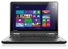 "Lenovo ThinkPad S1 Yoga 12.5"" Convertible 2-in-1 Touchscreen Laptop with Stylus Intel Core i5-4300U 4GB RAM 180GB SSD Windows 8.1 Pro (Certified Refurbished)"