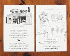 vermont farm table | scout's honor