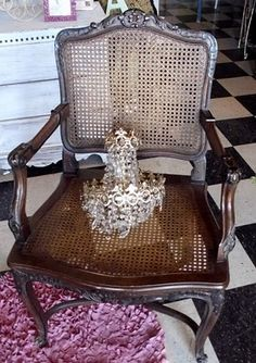 French chair.