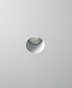Pop 01 by Oty Light, recessed lamp for plasterboard and concrete _