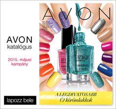 2015. május Avon, Nail Polish, Nails, Beauty, Finger Nails, Ongles, Nail Polishes, Polish, Beauty Illustration