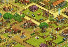 Old Mc Marie had a farm.... :D