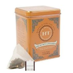 Tea Hot Cinnamon Decaf Tin 20 ct - Pack of 4 - SPu1145937 >>> See this great product. (This is an affiliate link) #TeaSamplers