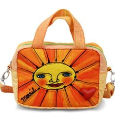#ReliefSociety #LDS -  BrightWorld Sun Small Stylish/Colorful Shoulder Tote Bag / http://www.mormonproducts.net/brightworld-sun-small-stylishcolorful-shoulder-tote-bag-2/