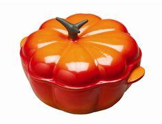 Le Creuset Pumpkin... thanksgiving decor